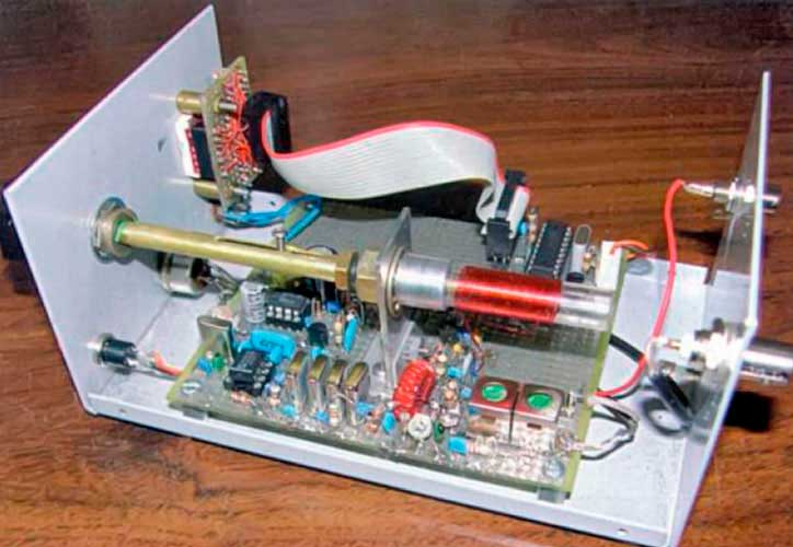 Приемник SSB 80-метрового диапазона