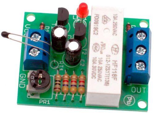фото регулятора температуры
