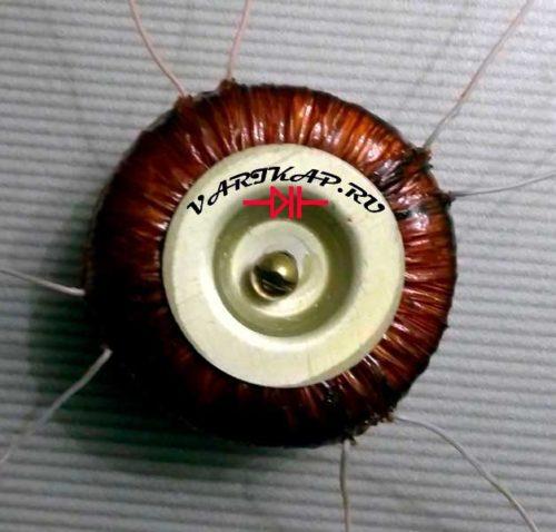 тороидальный сердечник трансформатора