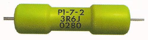 кодированная информация о типе резистора