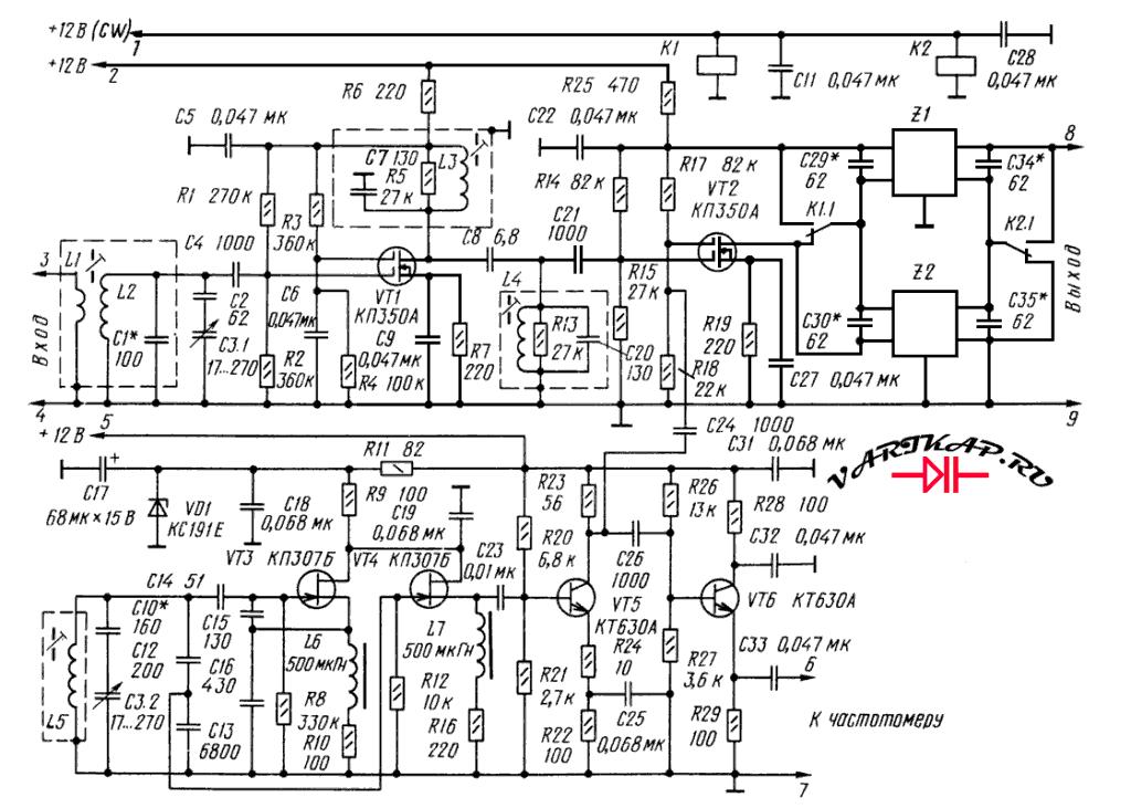 Интерполятор к UW3DI