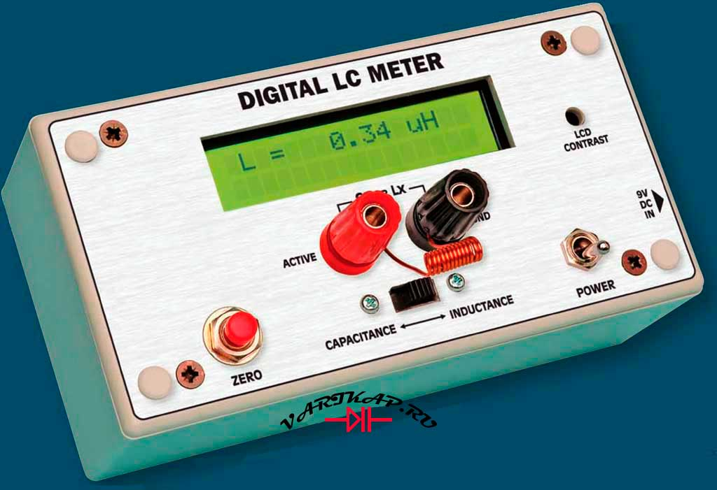 Цифровой LC-метр