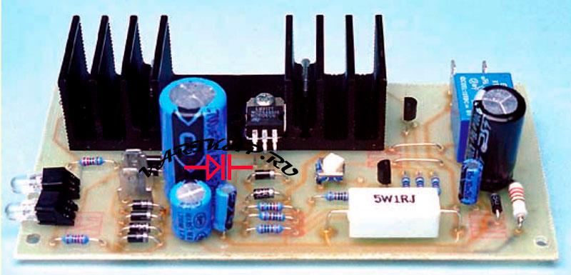 Зарядное устройство на 12В