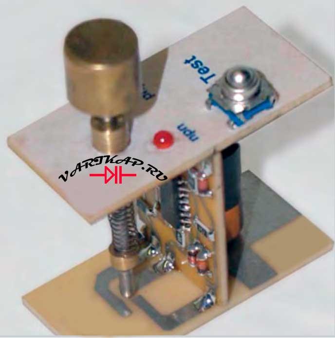 SMD Транзисторный тестер