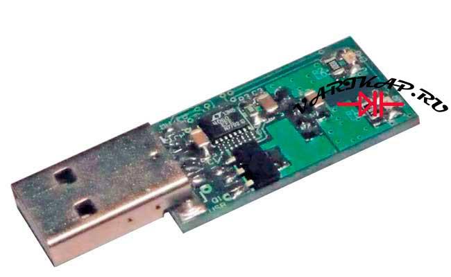 USB микро зарядное устройство