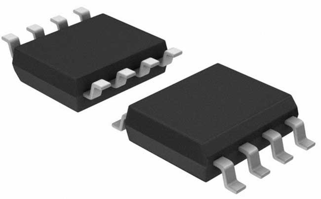 Вид корпуса полевых транзисторов