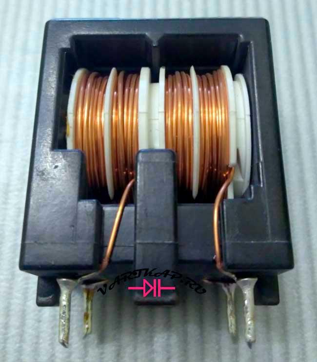 Фильтр регулируемый лабораторный блок питания 15А